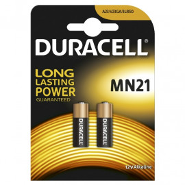 Duracell Security MN21- 2pk. - Batteri