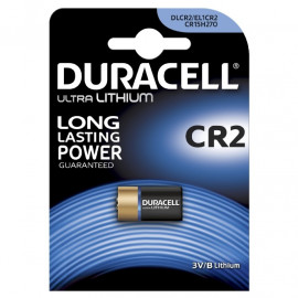 Duracell Ultra Photo CR2 - 1pk. - Batteri
