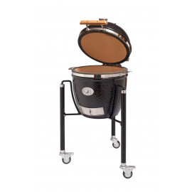 Monolith Kamado Junior - Sort