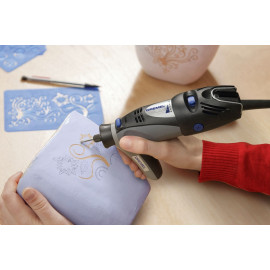 Dremel Graverestift 107ja 2,4mm 3 stk