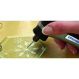 Dremel Diamantstift 7134ja 1,9mm skaft 2,4mm 2 stk
