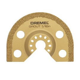 Dremel Multi-Max-fugefjernerklinge 1,6 mm