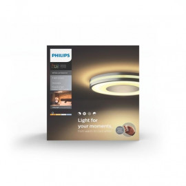 Image of Philips Hue Connected Being Plafond Aluminium