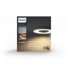 Image of Philips Hue Connected Still Plafond Sort