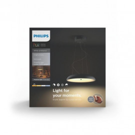Philips Hue Connected Amaze Pendel Sort