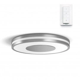 Philips Hue Connected Being Plafond Aluminium