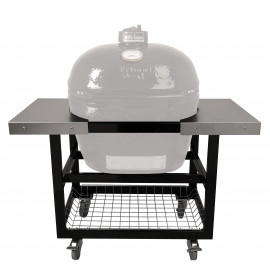 Primo Grill Vogn with Basket w/SS Sideborde til Oval Large 300 & XL 400