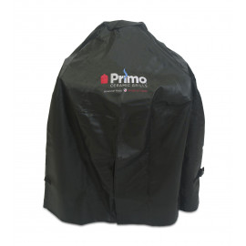 Primo Grill Grill Cover Oval Junior 200 in Cradle