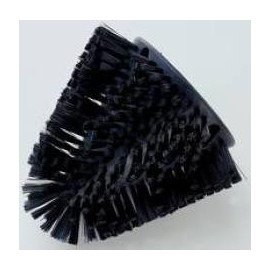 Replaceable brush for garden brush