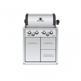 Image of Broil King Imperial 490 Indbygningsgrill med skab built-in