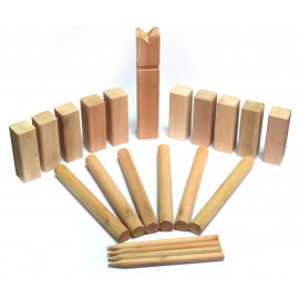 Image of Play-it Have Kongespil - KUBB