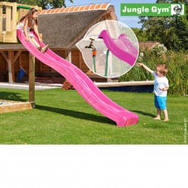 Jungle Gym Rutschebane Violet 2,65 Meter