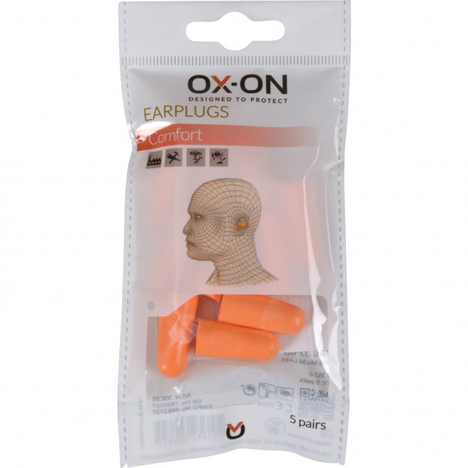 Ox-on Høreværn Earplugs Comfort