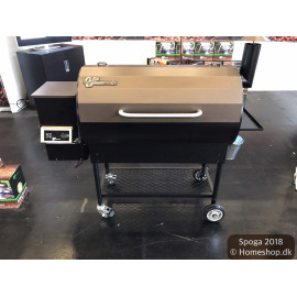 Houston Grill - Danish Pellet Grills 2018