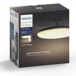 Philips Hue Cher loftlampe sort 1x39W 24V