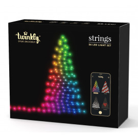 Twinkly String Smart Lyskæde 56 LED - 8 Meter
