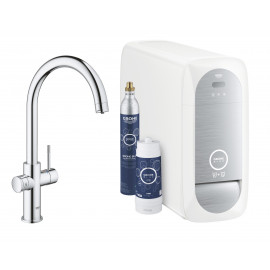 Grohe Blue Home Duo Med C-tud Krom