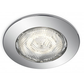 Dreaminess Recessed Chrome 1x4.5w Selv