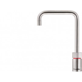 Image of   Quooker Nordic Square Single Tap - rustfrit stål